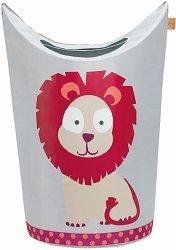 Детски кош за пране - Wildlife Lion - продукт