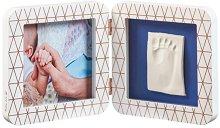 """Рамка за снимка и отпечатък - My Baby Touch Copper Edition - От серия """"Special"""" - продукт"""