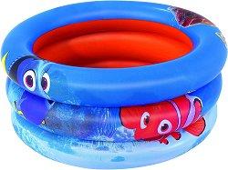 Бебешки надуваем басейн - Немо - С размери ∅ 70 х 30 -