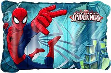 Надуваема възглавница - Спайдърмен - играчка