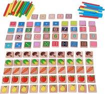 Математика - Образователен комплект - играчка