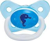 """Залъгалка от силикон с ортодонтична форма - За бебета над 12 месеца от серията """"PreVent"""" -"""