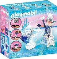 """Принцеса Леден кристал - Детски конструктор от серията """"Playmobil: Magic"""" - творчески комплект"""