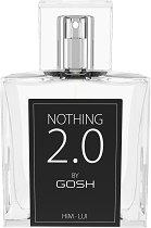 Gosh Nothing 2.0 Him EDT - Парфюм за мъже - парфюм
