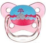 """Залъгалка от силикон с ортодонтична форма - Кит - За бебета от 0+ до 6 месеца от серията """"PreVent"""" -"""