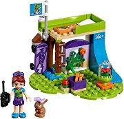 """Спалнята на Миа - Детски конструктор от серията """"LEGO: Friends"""" -"""