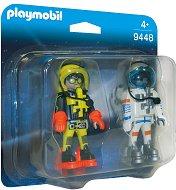 Астронавти - Мини фигури с аксесоари -