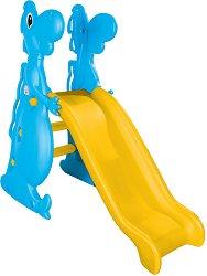 Детска пързалка - Happy Dino -