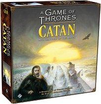 Катан - Игра на тронове - Базова настолна игра -