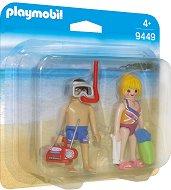 """Плажуващи хора - Мини фигури с аксесоари от серията """"Family fun"""" - фигура"""