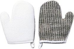 Ръкавица за баня с коноп -