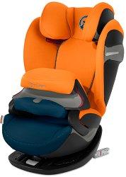 """Детско столче за кола - Pallas S-Fix 2019 - За """"Isofix"""" система и деца от 9 до 36 kg -"""