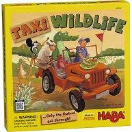 Taxi Wildlife - Детска състезателна игра -