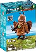 """Рибоног с летателен костюм - Детски конструктор от серията """"Как да си дресираш дракон"""" -"""