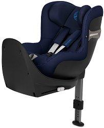 """Детско столче за кола - Sirona S i-Size 2019 - За """"Isofix"""" система и деца от 0 месеца до 18 kg -"""