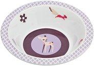 Меламинова купичка за хранене - Little Tree Fawn - За бебета над 6 месеца -