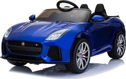 Детска акумулаторна кола - Jaguar F-type SVR - Комплект с дистанционно управление -