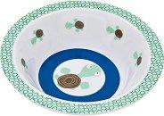 Меламинова купичка за хранене - Wildlife Turtle - За бебета над 6 месеца -