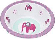 Меламинова купичка за хранене - Wildlife Elephant - За бебета над 6 месеца -