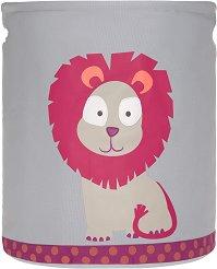 """Кош за съхранение на играчки - Лъвче - От серията """"Wildlife Lion"""" -"""