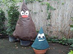 Зимно покривало за растения - Funny Cover