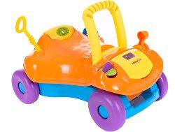 Детска кола за бутане - Ride-on 2 в 1 -