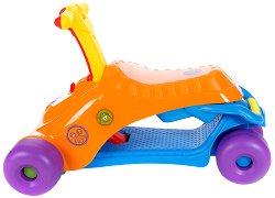 Детска кола за бутане - Ride-on 3 в 1 - играчка
