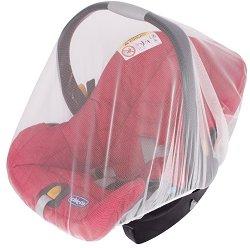 Универсална мрежа против комари - Аксесоар за бебешко кошче за кола - продукт