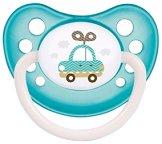 Анатомична залъгалка от латекс (естествен каучук) - За бебета над 18 месеца от серията Toys - залъгалка