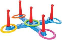 Рингове и колчета - Детска играчка - детски аксесоар