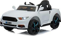 Детска акумулаторна кола - Rodeo - Комплект с дистанционно управление -