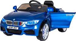 Детска акумулаторна кола - BMW Athletic - Комплект с дистанционно управление -