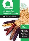 Семена от цветна декоративна царевица