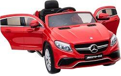 Детски акумулаторен джип - Mercedes AMG GLE63 Coupe - Комплект с дистанционно управление -