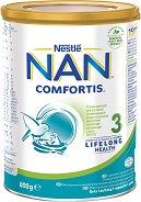 Висококачествена обогатена млечна напитка за малки деца - Nestle NAN Comfortis 3 -