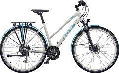 "Cross Amber Lady Trekking 2019 - Градски велосипед 28"""
