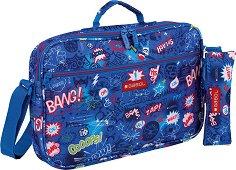 Чанта за рамо - Gabol: Bang - Комплект с несесер - несесер
