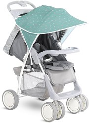 Универсален сенник - Аксесоар за детска количка - залъгалка