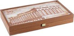 Табла - Гръцки храм - Класическа настолна игра -