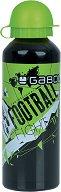 Детска алуминиева бутилка - Gabol: Derby 500 ml - раница