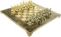 Шах - Луксозен комплект в дървена кутия -