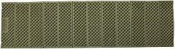 Сгъваема постелка за къмпинг - ZigZag Slumber W - Размери - 180 / 57 / 2 cm