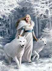 Зимни пазачи - Ан Стоукс (Anne Stokes) - пъзел
