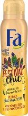 Fa Festival Chic Deodorant Limited Edition - Дезодорант с аромат на цъфнала роза - дезодорант