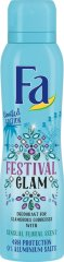 Fa Festival Glam Deodorant Limited Edition - Дезодорант с флорален аромат - ролон