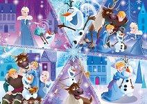 """Замръзналото кралство: Коледа с Олаф - Пъзел от серията """"Замръзналото кралство"""" - пъзел"""