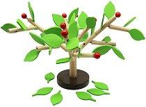 Ябълково дърво - Детска дървена игра -
