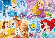 """Принцесите на Дисни - Пъзел от серията """"Принцесите на Дисни"""" -"""