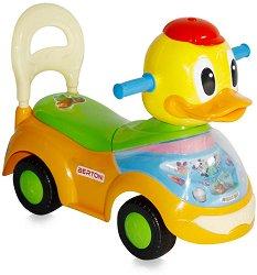 Детска кола за бутане - Пате -