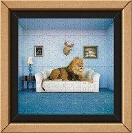 """Господарят на къщата - Пъзел от колекцията """"Frame Me Up"""" -"""